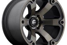 Truck mag wheels