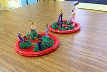 Classroom shenanigans  / Things I've done with the 2nd graders