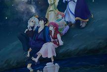 > Anime <