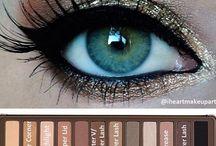 • Makeup • / Makeup looks and tips