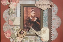 SCRAPBOOKING IDEAS / by Claire Bergeron