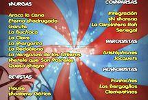 Varios / Información Carnaval 2016
