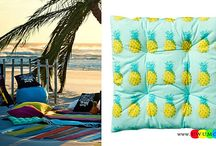 Luxurious Outdoor Decor Fruniture Collection To Enliven Your Relaxed Summer Lounge!