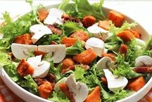salades d hiver