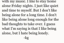 Truth about my life