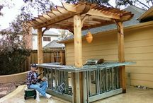 BBQ COACH Clients Outdoor Kitchens / Photos of clients who built their outdoor kitchen with the BBQ Coach System