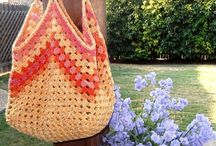 Crochet Bags / Crochet purses