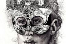 Art & Illustration / by Antonio Colomboni