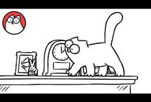 Animated Cats / by Funny Cats