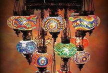 Tyrkiske lamper