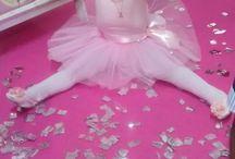 CAMARIM FASHION bailarina / Um atração encantadora para festa de meninas