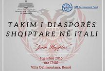 FlashNews, Diaspora Albanese, Ditmir Bushati, Roma