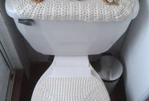 jogo p banheiro crochê