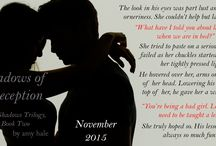 Shadows of Deception / The second book in the shadows trilogy.