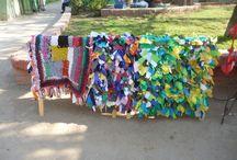 Ecodriades / Artesanía con material reciclado
