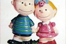 {cartoons} Peanuts Love