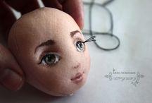 детали кукол