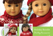 Stacy & Stella 18 Inch Doll Clothes