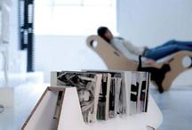 Cardboard furniture designs