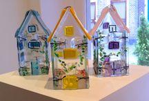 cam mini evler