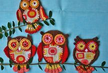 Owls / by Jill Gorgei