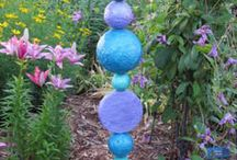 Garden Art and Crafts / Art and crafts created by real gardeners.