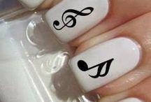 unghii muzicale