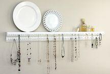 jewlery hanger ideas