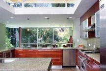 La cuisine / Dream kitchen ideas / by Amber Demery