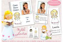 C06121 Recordatorio Comunion Lucía