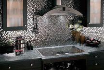 backsplash tiles - kitchen
