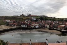 A visit at whitby / This is my view from whitby