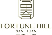 Fortune Hill / The striking residential enclave of Fortune Hill is the latest jewel in the upscale neighborhood of San Juan.  Situated in one of the most coveted locations in the metro, it is developed with the touch of elegance that only Filinvest Premiere can provide.