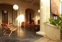 Heritage Hotels of Pondicherry / Know about popular heritage hotels in Pondicherry.