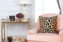 Pink Home Decoration
