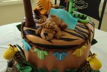 jungle cake / by Ququis Reposteria Artesanal Divertida