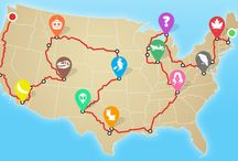 Road Trip, Anyone? / Strange Places To See, Museums To Visit & Roadside Attractions Across America