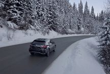 """Lexus All Weather Drive —""""Cabin Fever"""""""