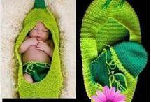 вяжим для малышей