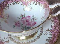 fine china tea cups