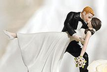 Dancing Wedding Cake Toppers / These beautiful Dancing Wedding Cake Toppers will make the Perfect Addition to your Wedding Celebration!