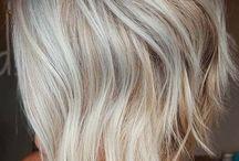 Hair and hair style