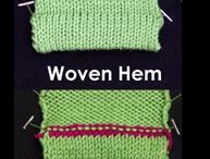 Knitting: tips & tricks