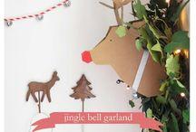 DIY vánoce
