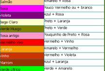 cornologia das cores