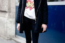 """Mode dans la Rue  / """"La moda es como la arquitectura: se trata de una cuestión de proporciones..."""""""