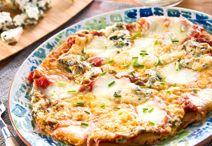 Recepten: Pizza!