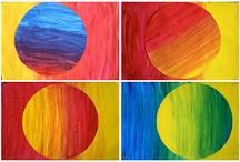 Colours Board