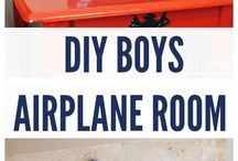 Ideas for boys rooms