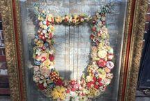 Victorian Wreaths
